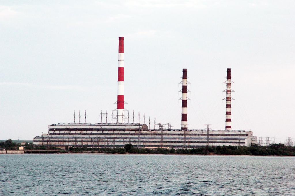 ОАО « Ириклинская ГРЭС», Оренбургская область – серверная